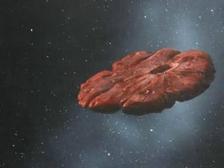 Φωτογραφία για Oumuamua: Το μυστηριώδες αντικείμενο μπορεί να είναι θραύσμα ενός κόσμου που μοιάζει με τον Πλούτωνα