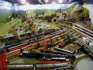 Φωτογραφία για Μοντελισμός με τρένα: Ότι πιο παθιασμένο!