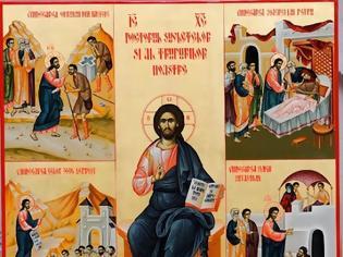Φωτογραφία για Ο Χριστός είναι ραββί μοναδικός, διότι είναι ο Ίδιος ο διδάσκων και ταυτόχρονα ο Ίδιος το περιεχόμενο της διδασκαλίας Του