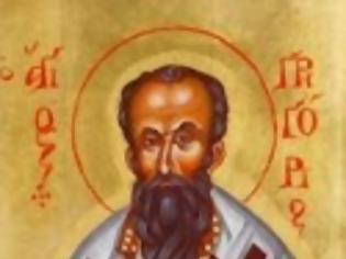Φωτογραφία για Αγιος Γρηγόριος Ο Ιερομάρτυς-Τον έσφαξαν οι αλλόφυλοι πάνω στην Αγία Τράπεζα