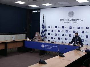 Φωτογραφία για Live: Η ενημέρωση για το Εθνικό Σχέδιο Εμβολιασμών από Θεοδωρίδου - Θεμιστοκλέους