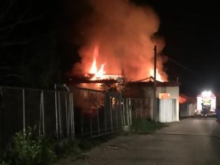 Φωτογραφία για Τραγωδία στο Ρέθυμνο: Ηλικιωμένη βρέθηκε απανθρακωμένη μετά από φωτιά στο σπίτι της