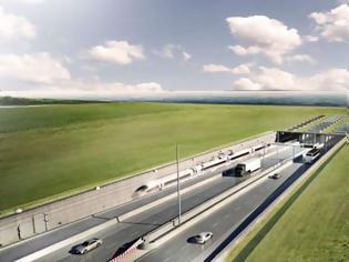 Φωτογραφία για Κατασκευάζεται Οδική και σιδηροδρομική σήραγγα που θα συνδέει τη Δανία με τη Γερμανία.