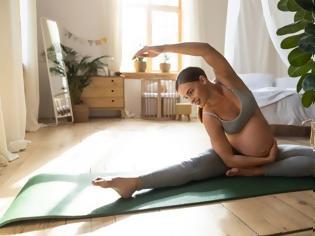 Φωτογραφία για Εγκυμοσύνη: Συμβουλές για να γυμναστείτε με ασφάλεια