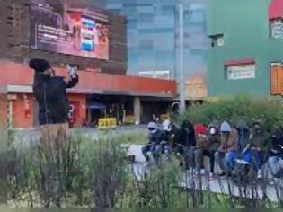 Φωτογραφία για Μεταναστευτικό: Ιταλία- Γαλλία με τρένο. Βίντεο.