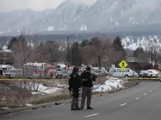 Φωτογραφία για ΗΠΑ: Ένοπλη επίθεση στο Κολοράντο σκόρπισε τον τρόμο - δέκα νεκροί