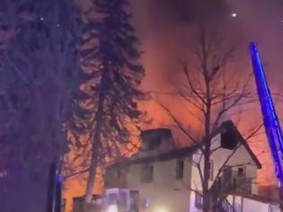 Φωτογραφία για Κόλαση στη Νέα Υόρκη: Τεράστια πυρκαγιά σε οίκο ευγηρίας, φόβοι για εγκλωβισμένους