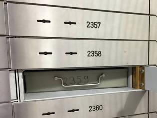Φωτογραφία για Συνελήφθη 58χρονος για τις διαρρήξεις σε θυρίδες τράπεζας στο Χαλάνδρι