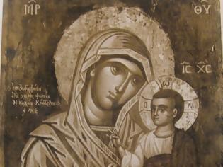 Φωτογραφία για Η εικόνα της Παναγίας που εκανε την προσευχή του ο Κολοκοτρώνης στα Δερβενάκια