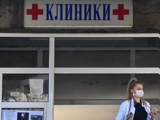 Φωτογραφία για Ανεξέλεγκτη η πανδημία στα Σκόπια - Τραγική έλλειψη εμβολίων