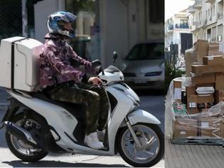 Φωτογραφία για Έρχονται βαριά πρόστιμα για τις εταιρείες courier μετά από χιλιάδες καταγγελίες