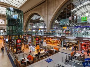 Φωτογραφία για Οι 10 Κορυφαίοι σιδηροδρομικοί σταθμοί που βαθμολογήθηκαν για τις διευκολύνσεις των Ευρωπαίων επιβατών.