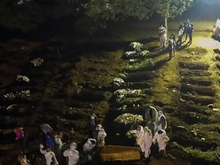 Φωτογραφία για Κορoναϊός - Βραζιλία: Η μεγαλύτερη γενοκτονία στην ιστορία της χώρας τα 300.000 θύματα