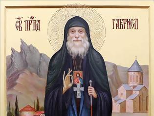 Φωτογραφία για Ένας επαναστάτης στην μπιραρία(Αγιος Γαβριηλ της Γεωργιας δια Χριστόν σαλος)