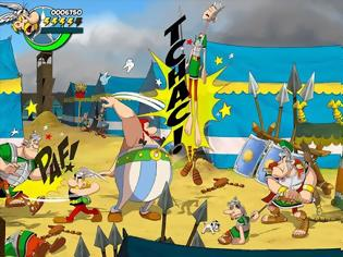 Φωτογραφία για Το νέο Asterix & Obelix παιχνίδι δείχνει φανταστικό