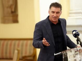 Φωτογραφία για Ο Θ. Ζαγοράκης είναι ο νέος πρόεδρος της ΕΠΟ