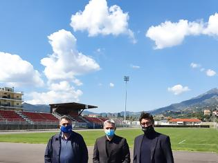 Φωτογραφία για Eπίσκεψη πραγματοποίησε σε δημόσιες υπηρεσίες στην πόλη της Ναυπάκτου ο βουλευτής της ΝΔ Αιτ/νίας Κωνσταντίνος Καραγκούνης.
