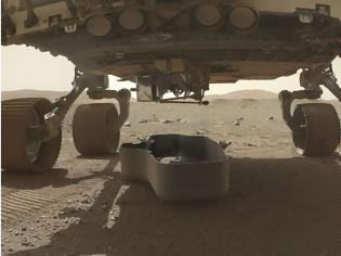 Φωτογραφία για Mέρος του πρώτου αεροπλάνου των αδελφών Ράιτ βρίσκεται στον Άρη