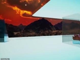Φωτογραφία για Πουλήθηκε το πρώτο εικονικό σπίτι στον Άρη, με πισίνα, στην τιμή των 500.000$!