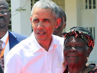 Φωτογραφία για Πέθανε η Κενυάτισσα γιαγιά του πρώην προέδρου των ΗΠΑ, Μπαράκ Ομπάμα