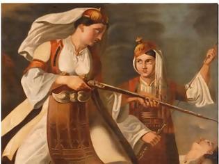 Φωτογραφία για Ηρωΐδες του 1821- ΣΤΑΥΡΙΑΝΑ ΣΑΒΒΑΙΝΑ
