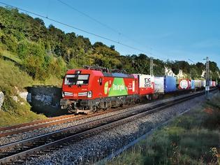 Φωτογραφία για Η DB Cargo και η Kombiverkehr KG συνεργάζονται για να μεταφέρουν σιδηροδρομικά περισσότερα φορτία.