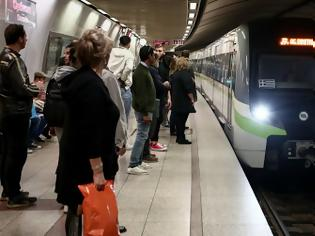 Φωτογραφία για Μετρό: Αντιδρούν οι εργαζόμενοι στις υποχρεωτικές άδειες.
