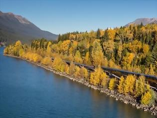 Φωτογραφία για Ταξίδι με πολυτελές τρένο στις δυτικές ΗΠΑ.