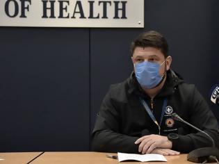 Φωτογραφία για Σκληρό lockdown σε… λάθος Χάλκη ανακοίνωσε ο Χαρδαλιάς (video)