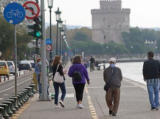 Φωτογραφία για Επιτρέπονται οι διαδημοτικές μετακινήσεις σε Θεσσαλονίκη, Αχαΐα και Κοζάνη. Η κυβέρνηση δεν κάνει δεκτή την εισήγηση των λοιμωξιολόγων