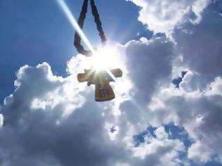 Φωτογραφία για Χριστιανός σημαίνει μικρός Χριστός κι ὁ Χριστός εἶναι ὁ Ἐσταυρωμένος, ἄρα χριστιανός εἶναι ὁ ἄνθρωπος τοῦ σταυροῦ.