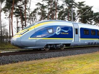Φωτογραφία για Τίτλοι τέλους για τα τρένα της Eurostar;