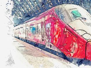 Φωτογραφία για Το 2021 είναι ευρωπαϊκό έτος σιδηροδρόμων -Ο στόχος για βιώσιμη και ασφαλή κινητικότητα με τα τρένα.