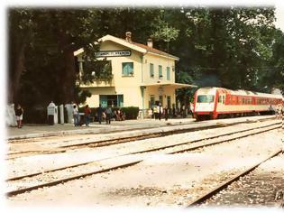 Φωτογραφία για Ο Σ.Φ.Σ. Αθήνας για τον αποχαρακτηρισμό της παλαιάς σιδηροδρομικής γραμμής Πλαταμώνα.