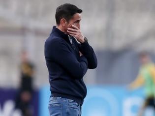 Φωτογραφία για Ο Χιμένεθ μένει στην ΑΕΚ μέχρι το τέλος της σεζόν