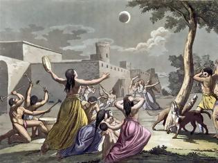 Φωτογραφία για Ηλιακές εκλείψεις στην Ιστορία