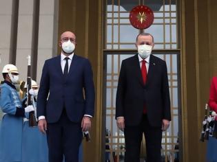 Φωτογραφία για ΕΕ προς Ερντογάν: Θα υπερασπιστούμε με κάθε τρόπο τα συμφέροντα Ελλάδας και Κύπρου