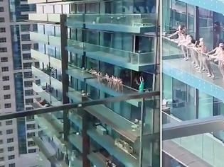 Φωτογραφία για Ντουμπάι: Απέλαση για τα γuμνά μοντέλα που πόζαραν σε μπαλκόνι ουρανοξύστη