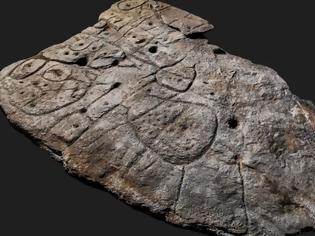 Φωτογραφία για Πέτρινη πλάκα 4.000 ετών, ο παλαιότερος 3D χάρτης του κόσμου