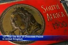 Βρέθηκε σοκολάτα ‑δώρο της βασίλισσας Βικτώριας