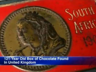Φωτογραφία για Βρέθηκε σοκολάτα ‑δώρο της βασίλισσας Βικτώριας