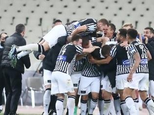 Φωτογραφία για Τη κατάλληλη στιγμή κέρδισε ο ΠΑΟΚ ντέρμπι εκτός έδρας
