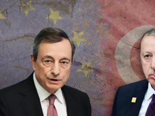 Φωτογραφία για Ιταλο-τουρκική σύγκρουση μετά το χαρακτηρισμό δικτάτορας από Ντράγκι για Ερντογάν