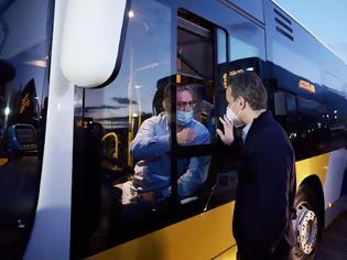 Φωτογραφία για Κ. Μητσοτάκης: Η πολιτική στήριξη των ΜΜΜ προτεραιότητα για την κυβέρνηση.