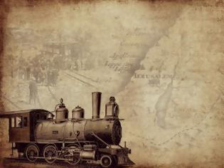Φωτογραφία για Αυτή ήταν η πρώτη ληστεία τρένου στην Ελλάδα