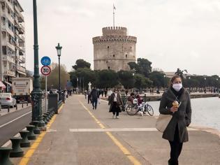 Φωτογραφία για Τάση αποκλιμάκωσης του ιικού φορτίου των λυμάτων στη Θεσσαλονίκη