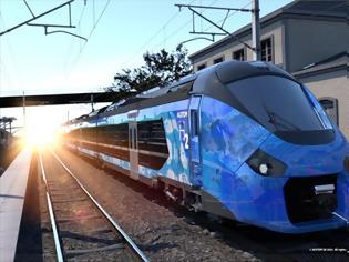 Φωτογραφία για Η πρώτη παραγγελία τρένων υδρογόνου στη Γαλλία. Ένα ιστορικό βήμα προς τις βιώσιμες μεταφορές.