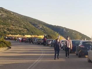 Φωτογραφία για Περισσότερες φωτογραφίες από τη δυναμική διαμαρτυρία των κατοίκων του Ξηρομέρου