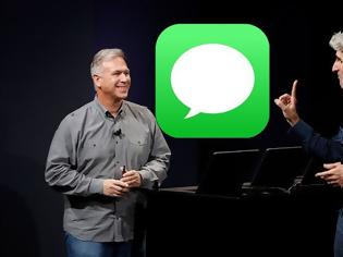 Φωτογραφία για Η Apple σκότωσε το iMessage για Android για να κρατήσει παγιδευμένους τους χρήστες