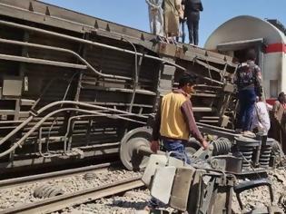 Φωτογραφία για Η Εισαγγελία της Αιγύπτου ανακοίνωσε τα αποτελέσματα των ερευνών για το ατύχημα του τρένου Sohag.